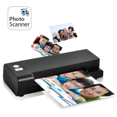 Easy Feed Photo Scanner