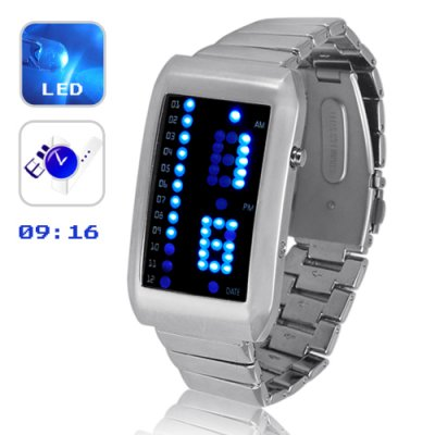 Mizuken - Japanese Inspired LED Watch