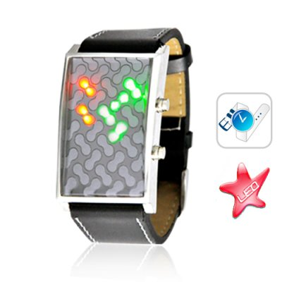 Genome - Japanese Inspired LED Watch