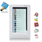 Introducing The Mebook Touch Mini   4 3 Inch Touchscreen eBook Reader   MP4 Player  iPod Touch and Kindle  move aside