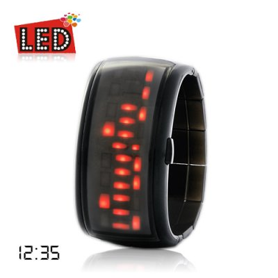 Anno Domini LED Watch