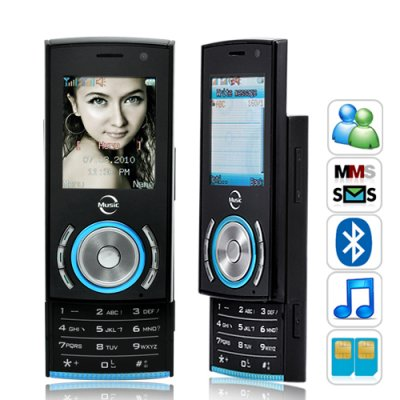 mini slide phone