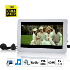 Introducing the mediaPad 5 Inch 1080P Touch Screen MP4 Player  designed to meet your every expectation  Featuring amazing high definition