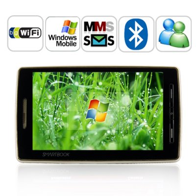 Windows SmartPhone with 5 Inch Touchscreen