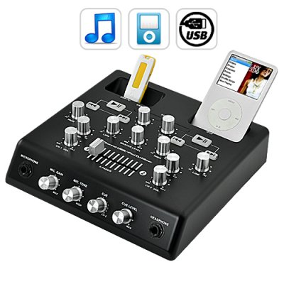 iPod Mixing Deck