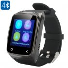 Iradish i8 Bluetooth Smartwatch (Black)