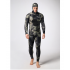 Isafish Freediving Camo Wetsuits for Man Premium Neoprene 3mm with Super stretch Armpit Size M