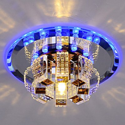 Chandelier Round Ceiling Lamp