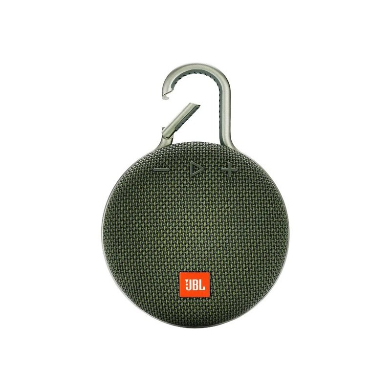 JBL Clip 3 Portable Bluetooth Speaker Mini Waterproof Wireless Outdoor Sport Colorful   green