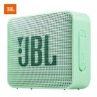 JBL GO2 Wireless Bluetooth Speaker Waterproof Outdoor Portable Car Sports Bass Sound with Mic Mint Green