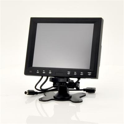 8 Inch Touchscreen LCD Monitor