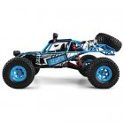 JJRC Q39 2.4G High Speed Crawler Car Blue