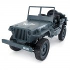 JJRC Q65 2.4G Crawler Car Toy Blue