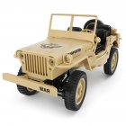 JJRC Q65 2.4G Crawler Car Toy Yellow