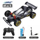 JJRC Q72B RC Racing Car Drift Vehicle High Speed Toys for Boy 2.4 GHZ 15Mins Remote Control Cars 15mins black