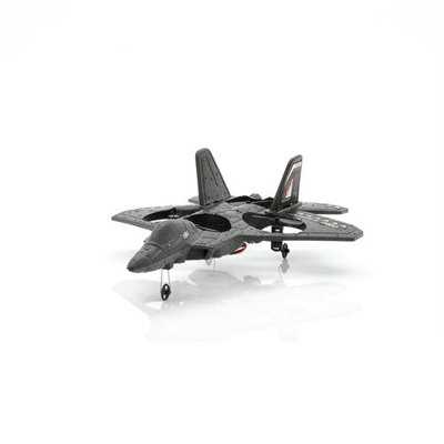 RC Quadcopter Jet Fighter - Air Force X