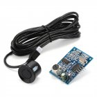 JSN SR04T Waterproof Ultrasonic Module Distance Measuring Transducer Sensor Kit Blue