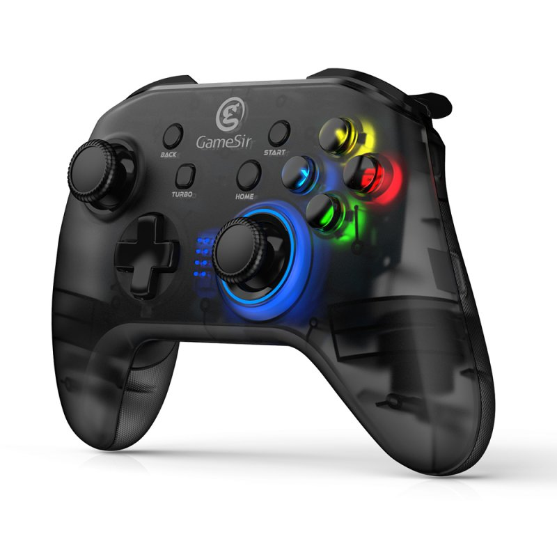 Joystick Bluetooth Wireless Game Controller Joystick For Phone/for Pad/Android Phone Tablet PC black