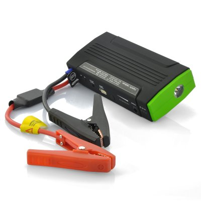 Multifunctional Jump Starter   13600mAh Power Bank 4 in 1 USB Interface 8 Laptop Adapters on gps usb for android