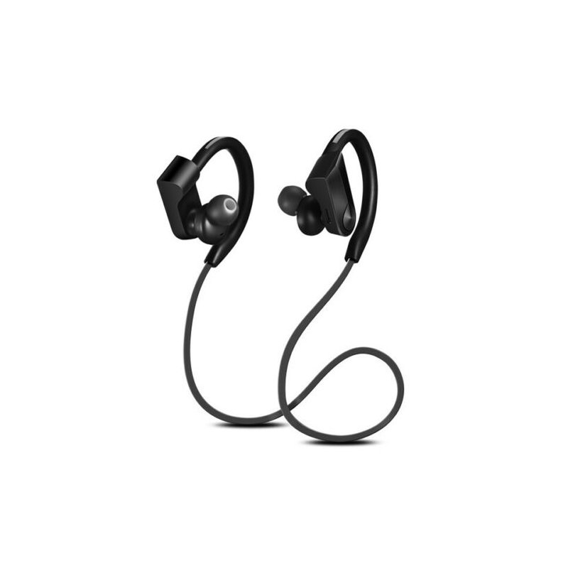 K98 Sports Waterproof Headphones Black
