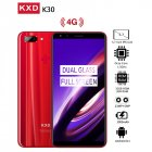 KXD K30 3+32GB Smartphone Red