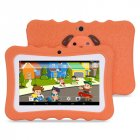 Kawbrown KB 07Tab 7 Inch Android Tablet with Protective Case 512MB RAM 4GB  Orange 512MB 8GB
