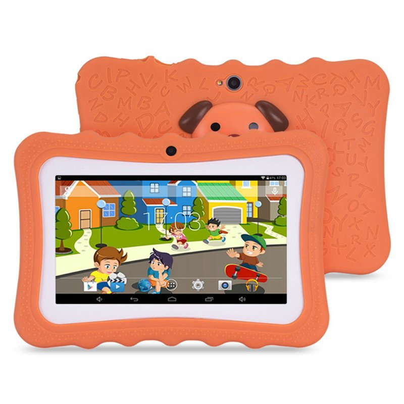 Kawbrown KB-07Tab Tablet Orange 512MB+8GB