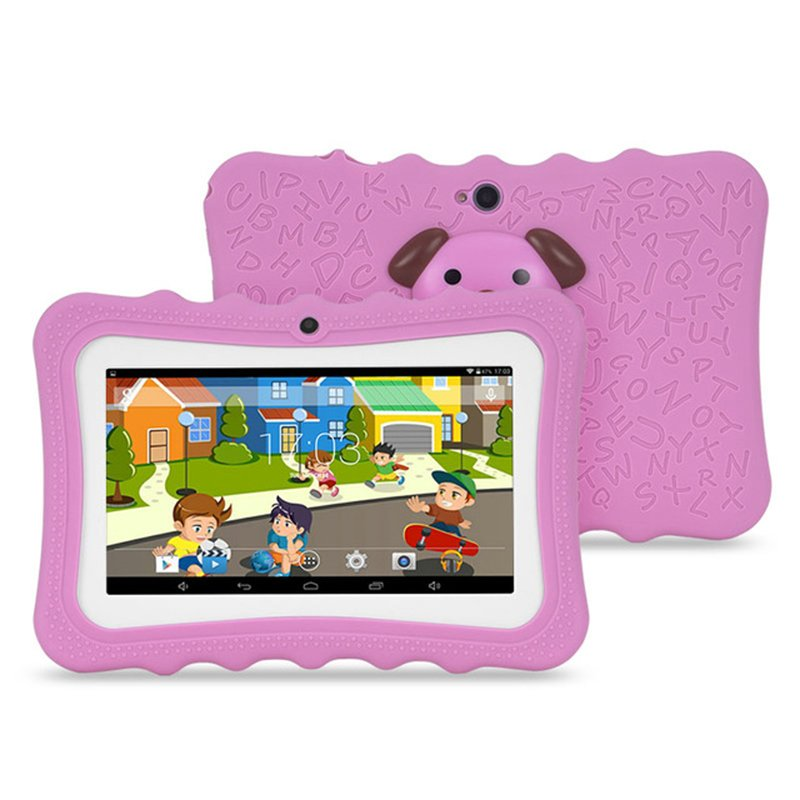 Kawbrown KB-07Tab Tablet  Pink 512MB+8GB
