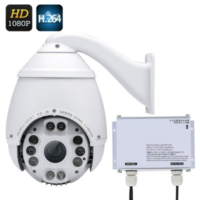 Outdoor Weatherproof 1080P Dome Camera