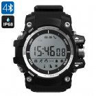 NO.1 F2 Outdoor Bluetooth Watch (Black)