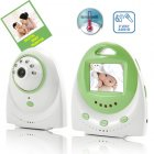 Keep an eye on your baby at all times with a wireless baby monitor from Chinavasion com