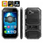 Ken Xin Da W6 Rugged Smartphone (Black)