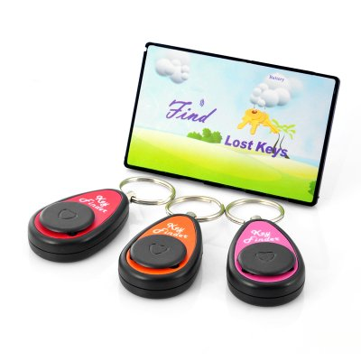 Key Finder Set w/ 3 Transmitters + 1 Reciever