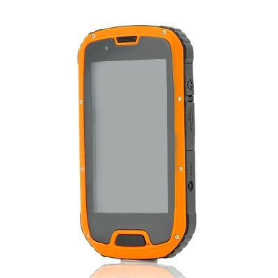 Rugged 4.3 Inch Android Smartphone (Orange)