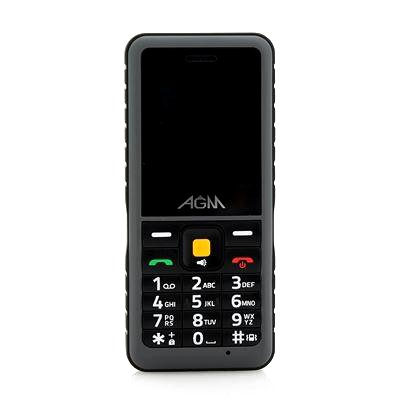 AGM Stone 2 Bar Phone (Grey)