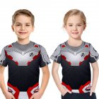Kids Fashion 3D Digital Printing T-shirt