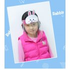 Kids Face Shield Full Face Covering Transparent Dust-proof Waterproof Safety Protection Visor Shield Connie