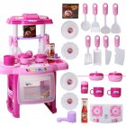 Cooking Kitchen Role Pretend Chef Play Set
