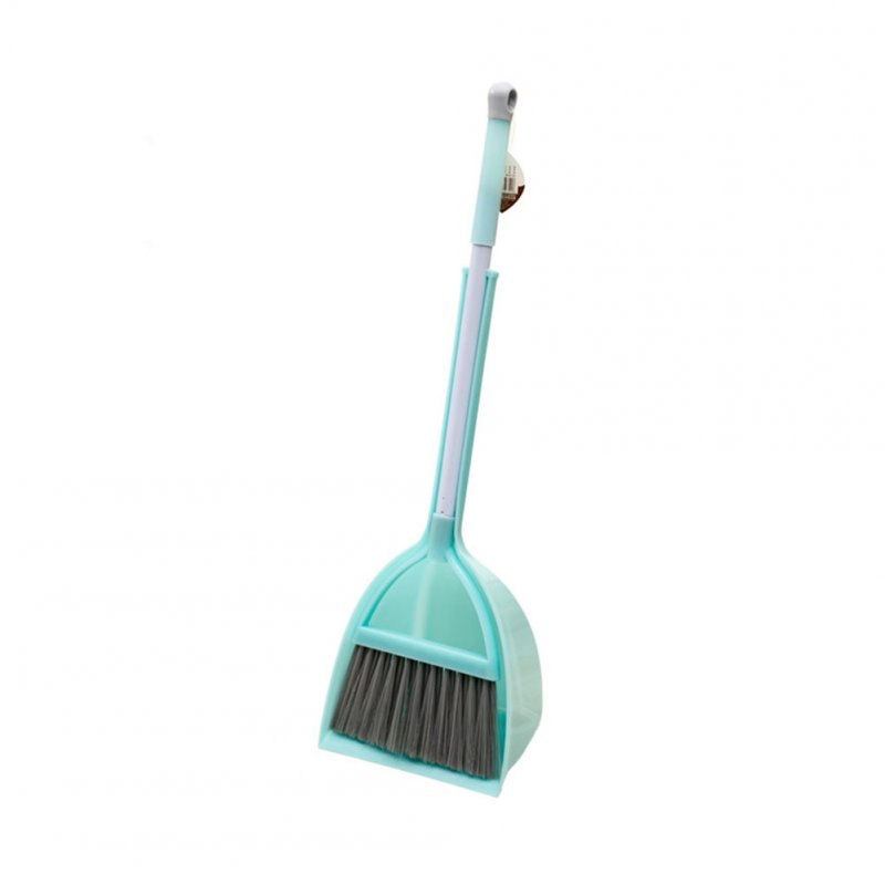 Kids Mop Broom Dustpan Play-house Toys