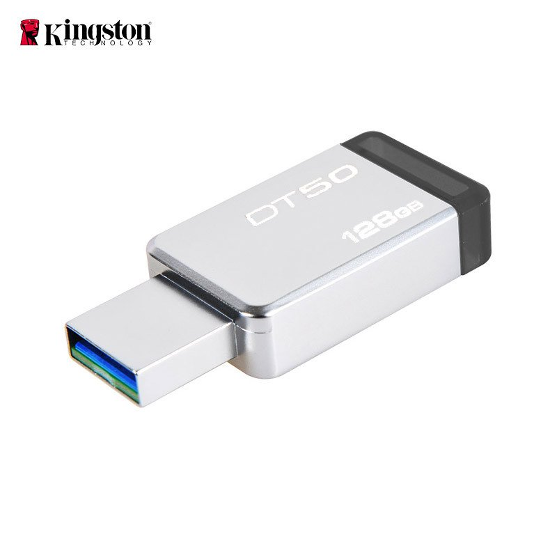 Kingston DT50 U Disk USB3.0 128GB Flash Drive