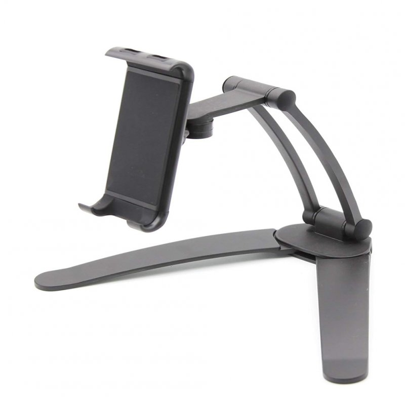 Kitchen Tablet iPad Holder Wall Mount - Black