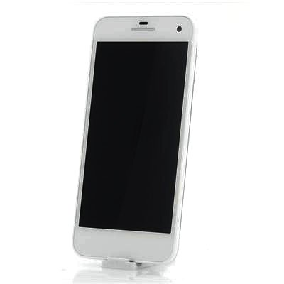 Green Orange GO N1 Quad Core Phone (White)