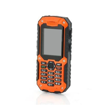 Rugged phone with Walkie Talkie Function