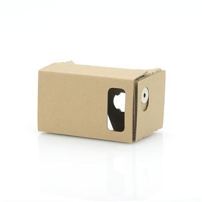 DIY Cardboard VR mobile phone 3D glasses