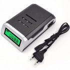 LCD Display Intelligent Battery Charger