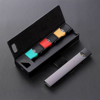 Wholesale JUUL Charging Battery Case - Black From China