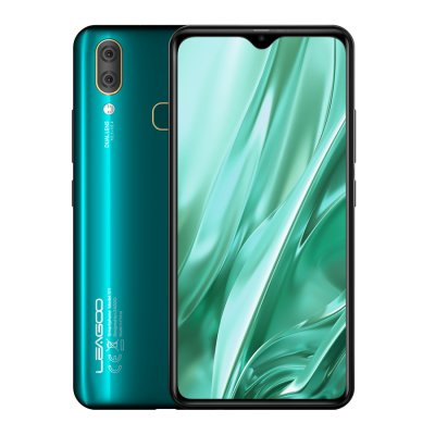 LEAGOO S11 4GB 64GB Smartphone Green