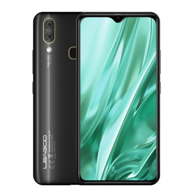 LEAGOO S11 4GB 64GB Android Smartphone Black