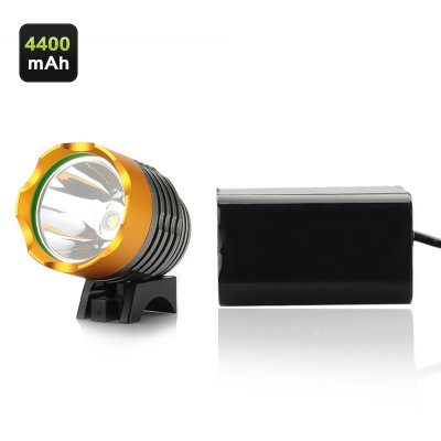 LED Bicycle Headlamp Kit