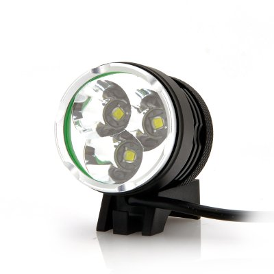 LED Cree  Bicycle Headlight w/ 2200 Lumen